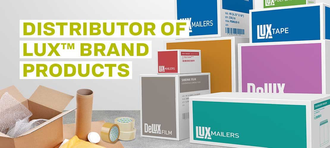 Distributor of LUX™ brand prodcts